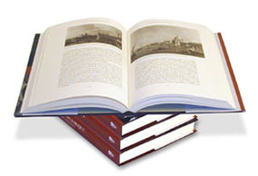 Books printed with black and white and colour content